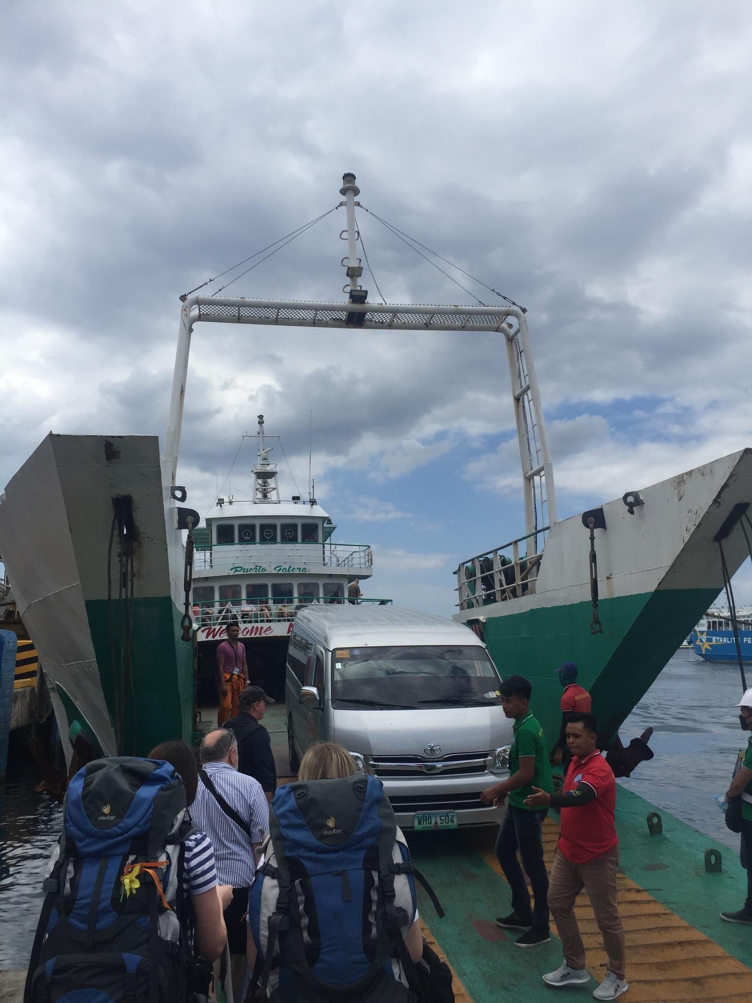 Ferry Manila - Mindoro