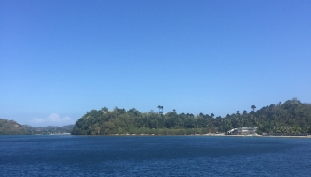 De Manila a Mindoro - Puerto Galera