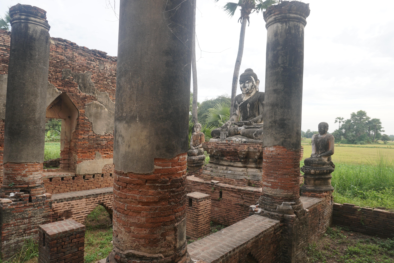 Yedanasimi paya en Inwa, Mandalay