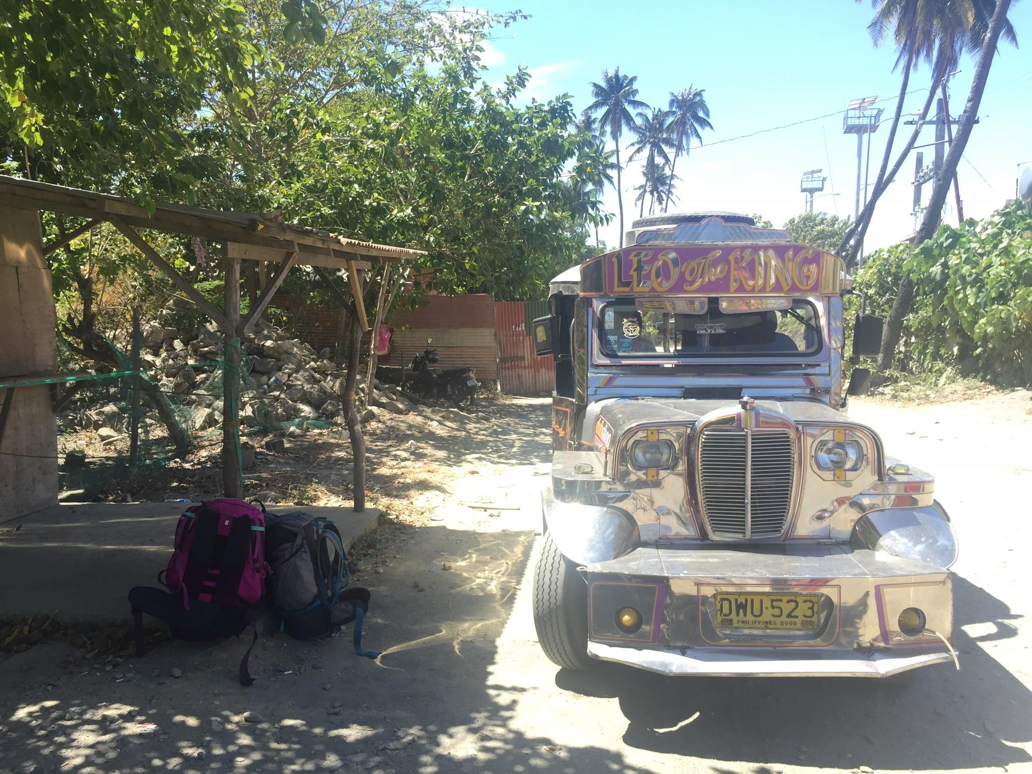 Jeepney Puerto Galera