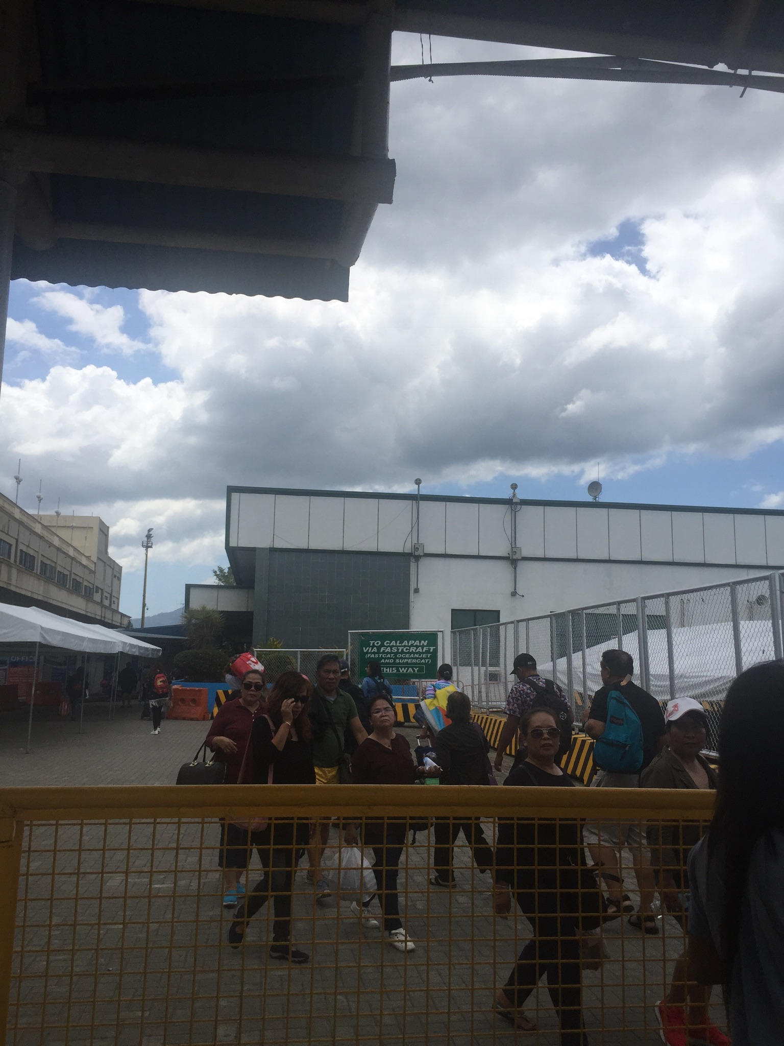 Terminal 3 Ferry Batanga