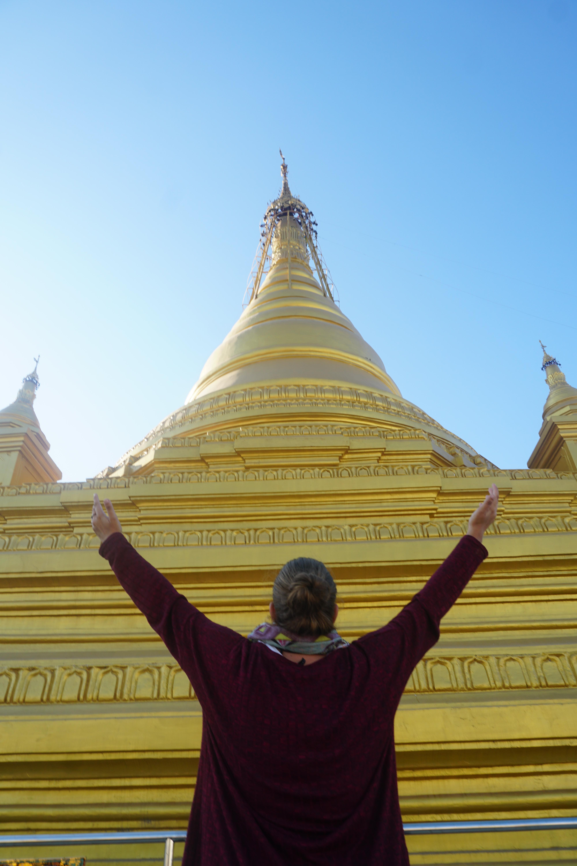 Sanda Muni Pagoda en Mandalay