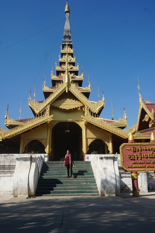 Palacio Real en Mandalay