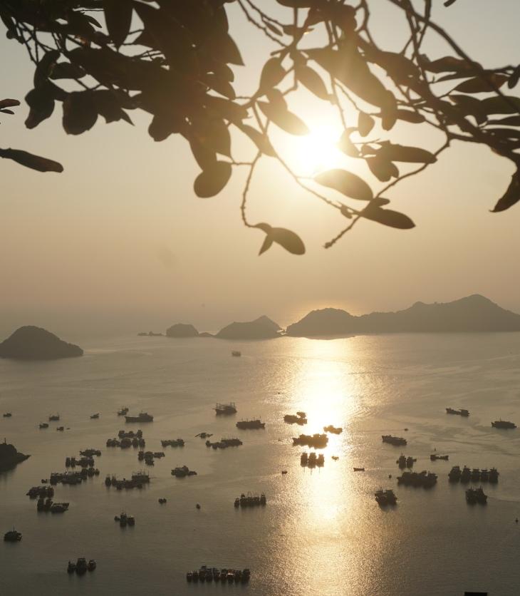Halong Bay, Cat Ba, Vietnam