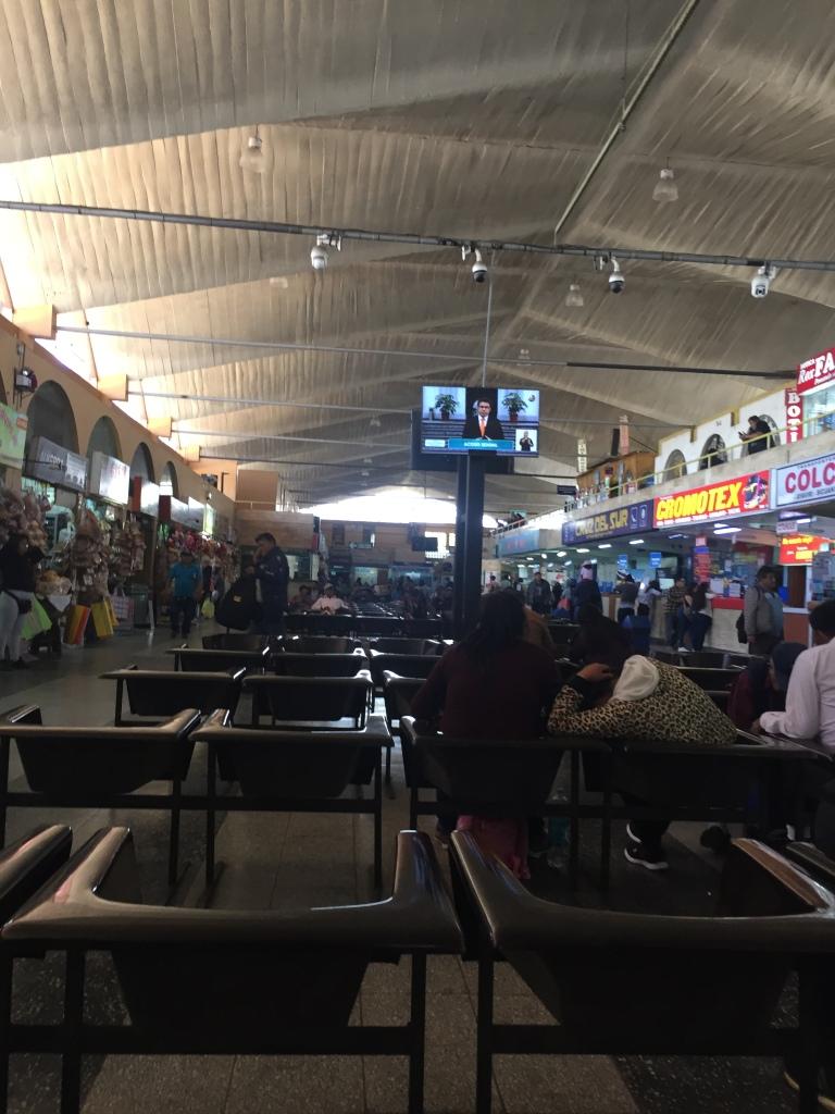 Terminal Terrestre Arequipa