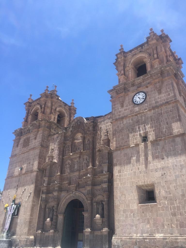 Catedral de Puno, Perú