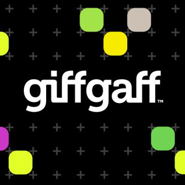 GiffGaff tarjeta sim inglesa